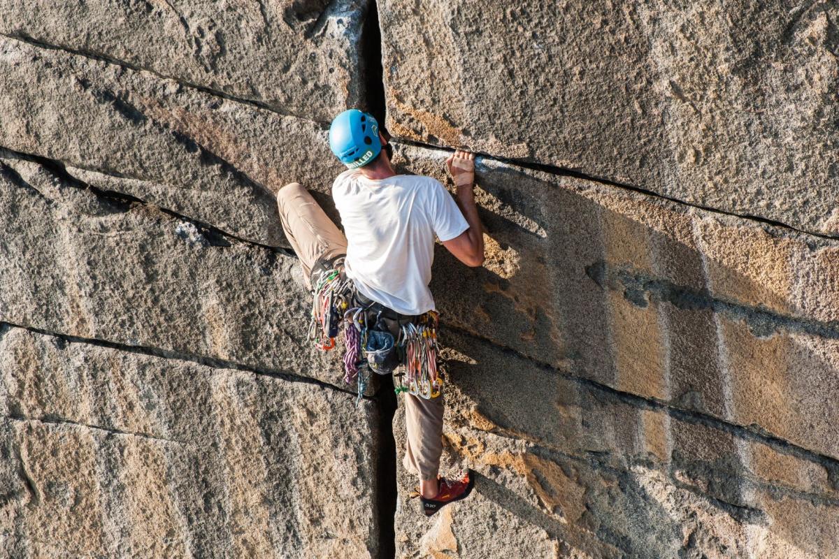 West Cape Howe Rock climbing